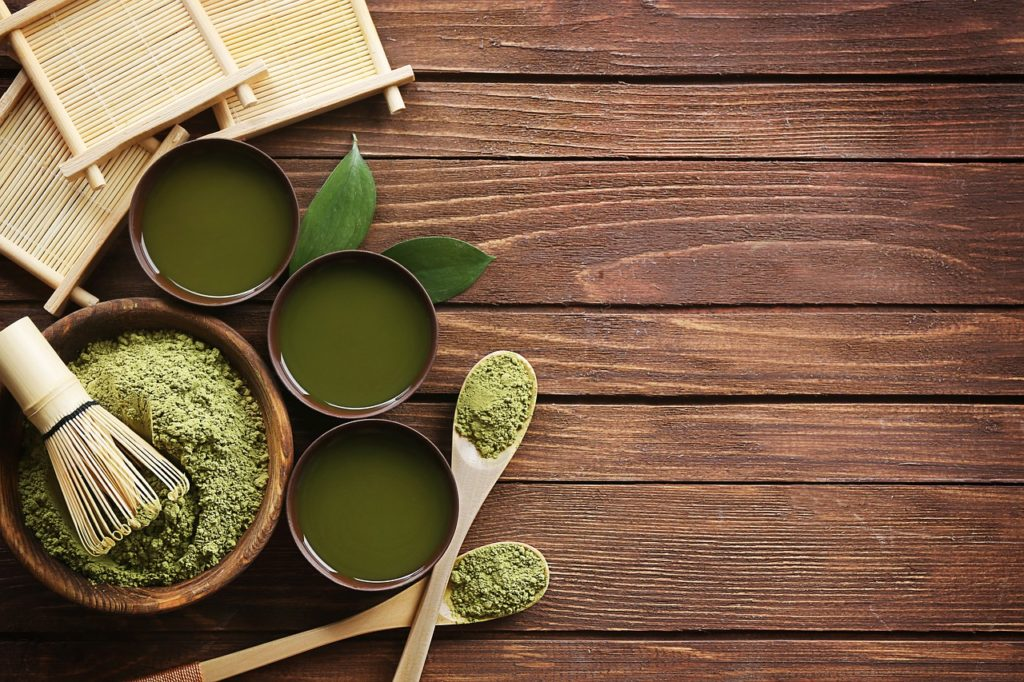 matcha-powder