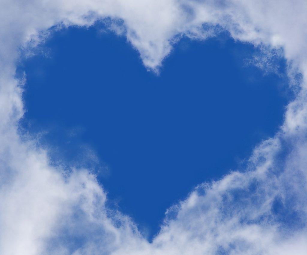 heart-sky